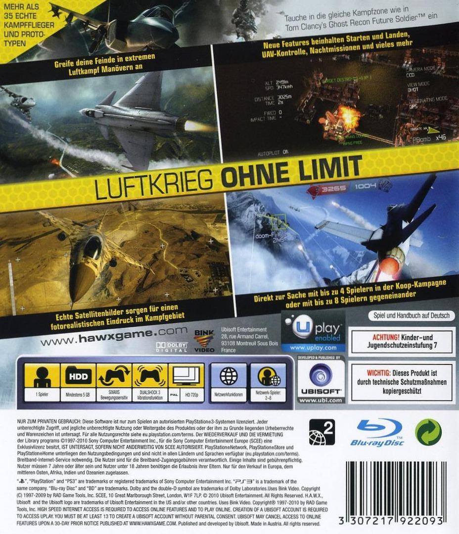 PS3 backHQ (BLES00928)