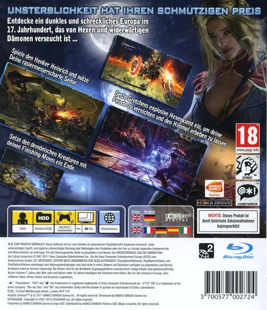 PS3 backHQ (BLES01001)