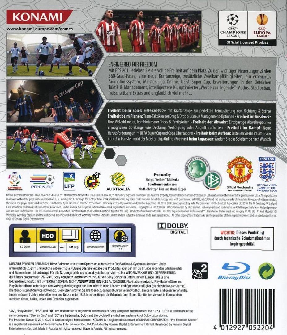 PS3 backHQ (BLES01022)
