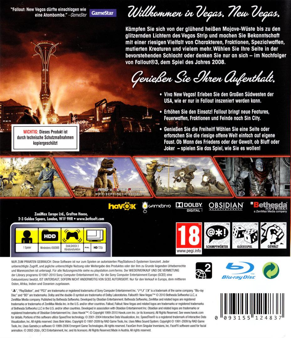 PS3 backHQ (BLES01057)