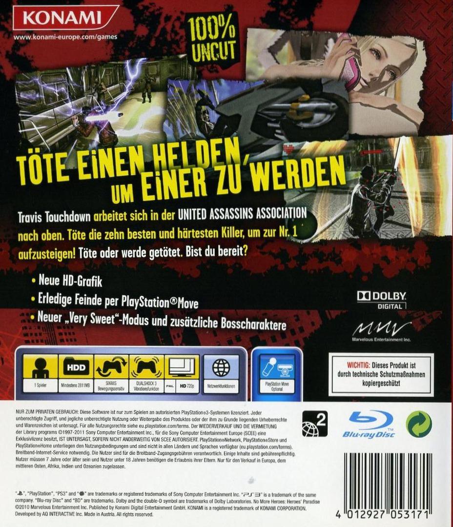 PS3 backHQ (BLES01101)