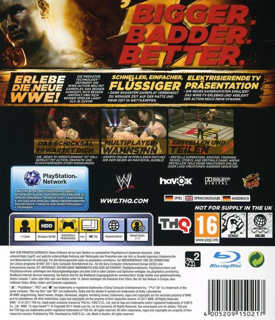 PS3 backHQ (BLES01439)