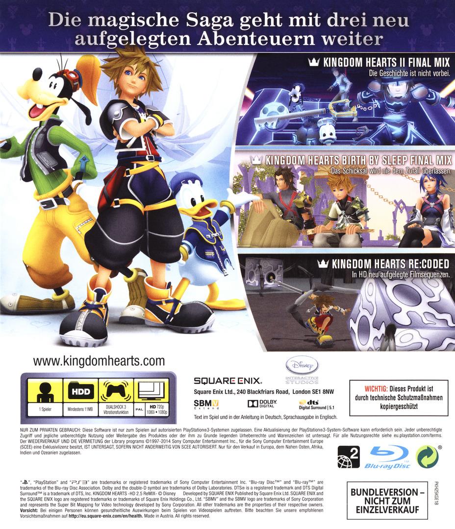 PS3 backHQ (BLES02070)