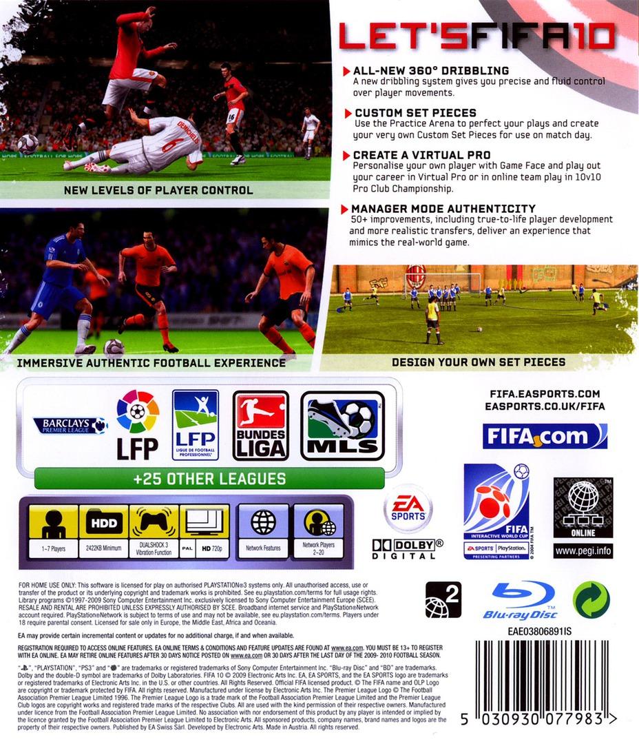 FIFA 10 PS3 backHQ (BLES00615)