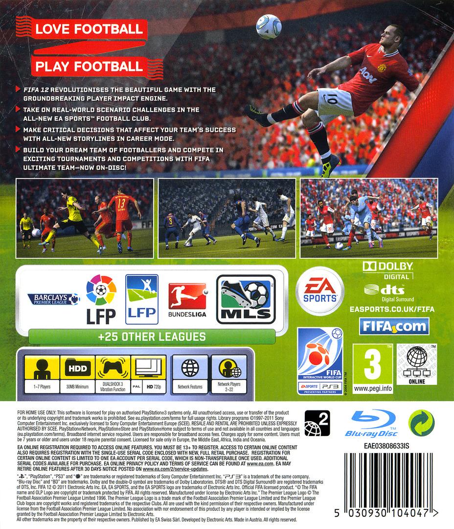 FIFA 12 PS3 backHQ (BLES01381)