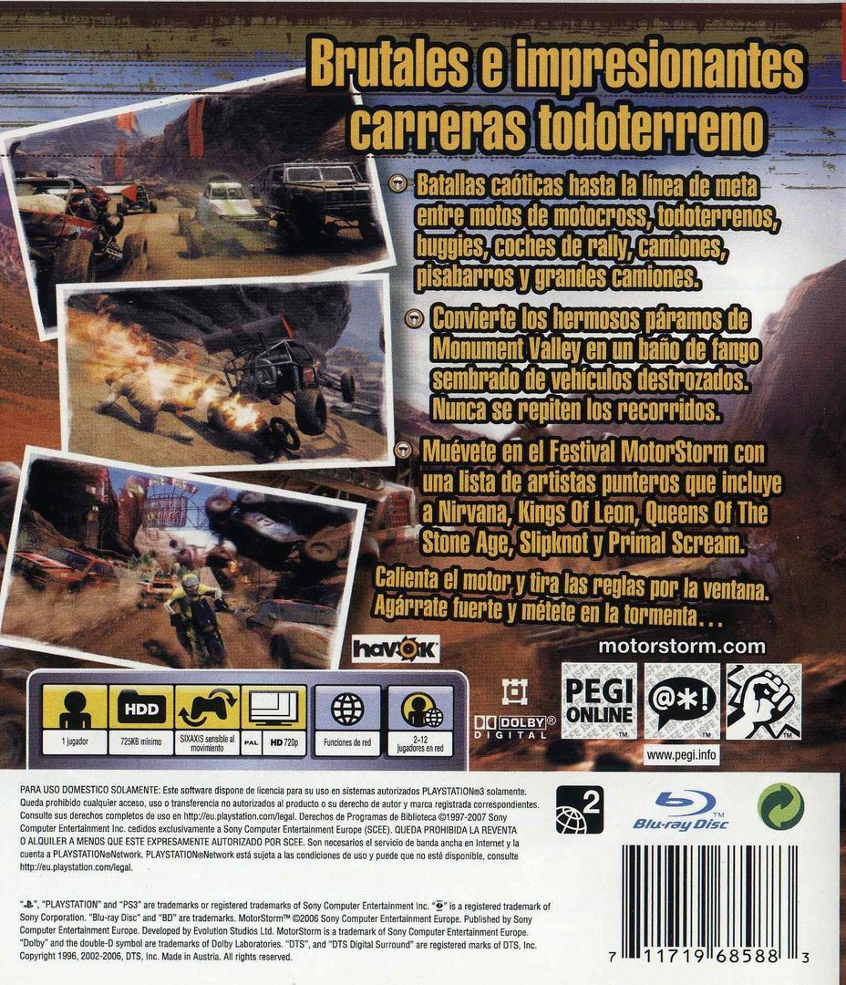 PS3 backHQ (BCES00006)