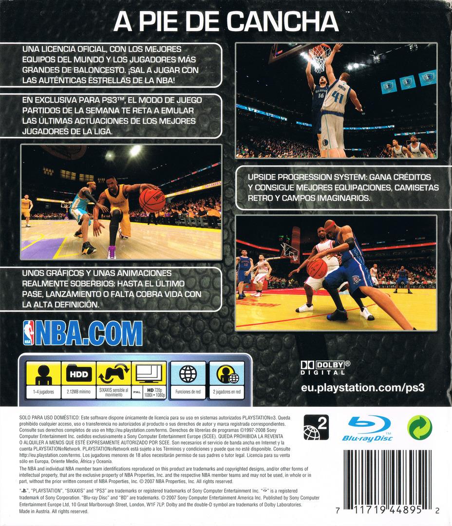 PS3 backHQ (BCES00112)