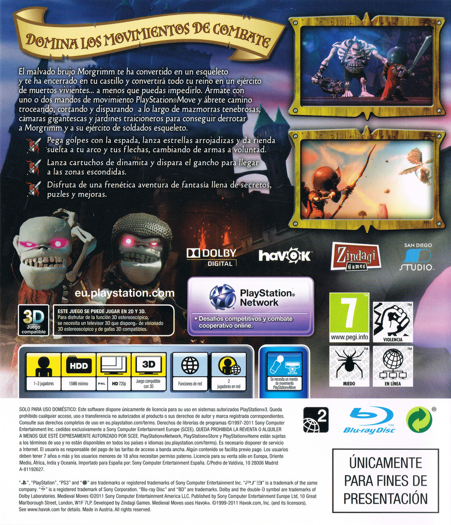 PS3 backHQ (BCES01279)