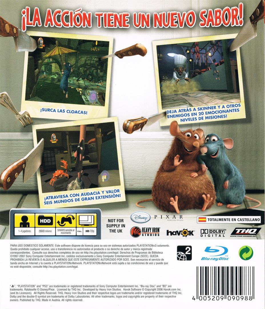 PS3 backHQ (BLES00080)