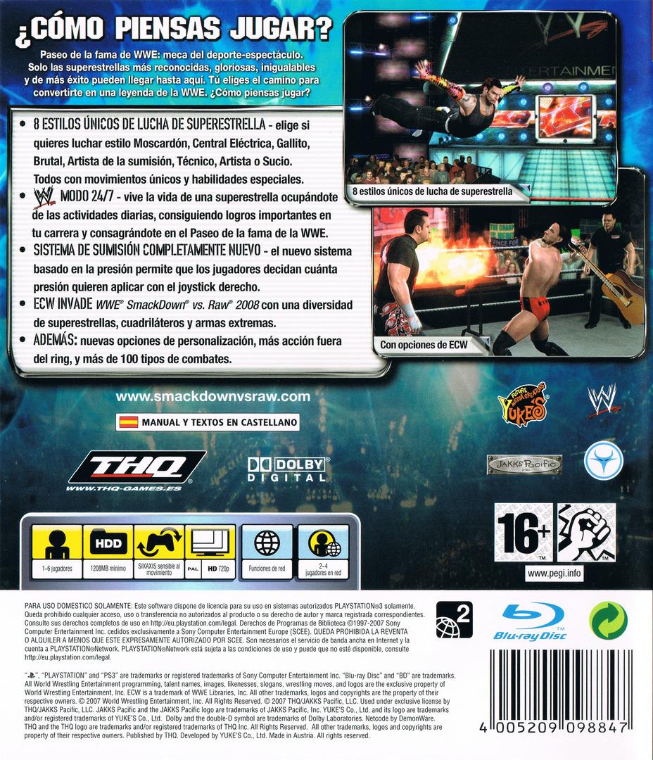 PS3 backHQ (BLES00137)