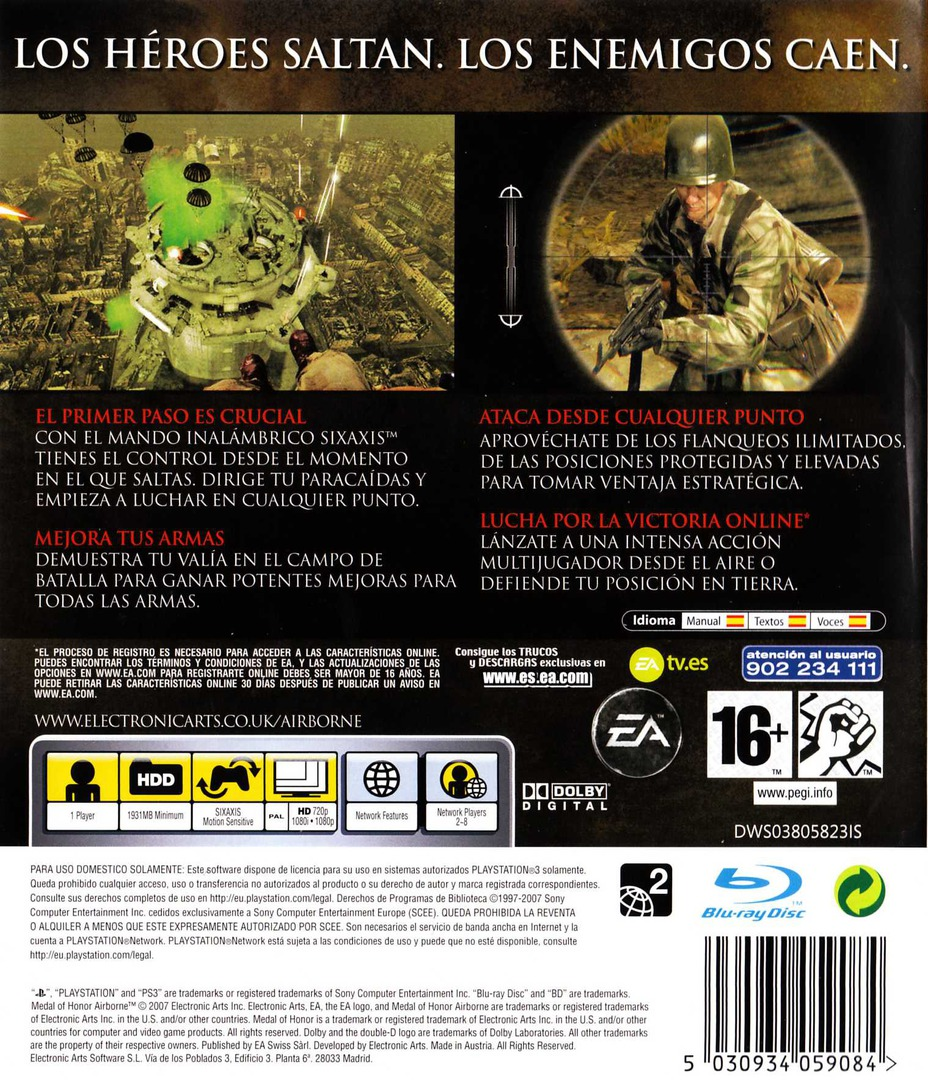 PS3 backHQ (BLES00174)
