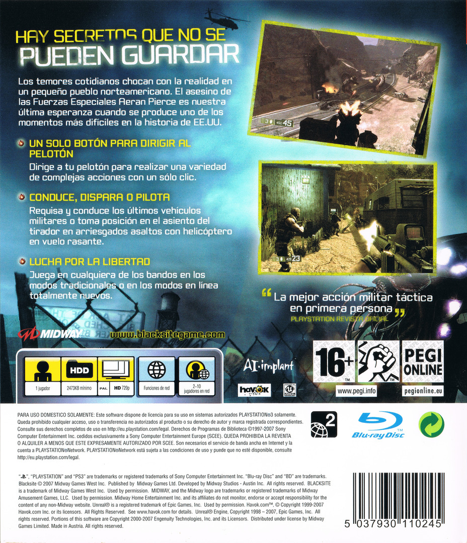 PS3 backHQ (BLES00191)