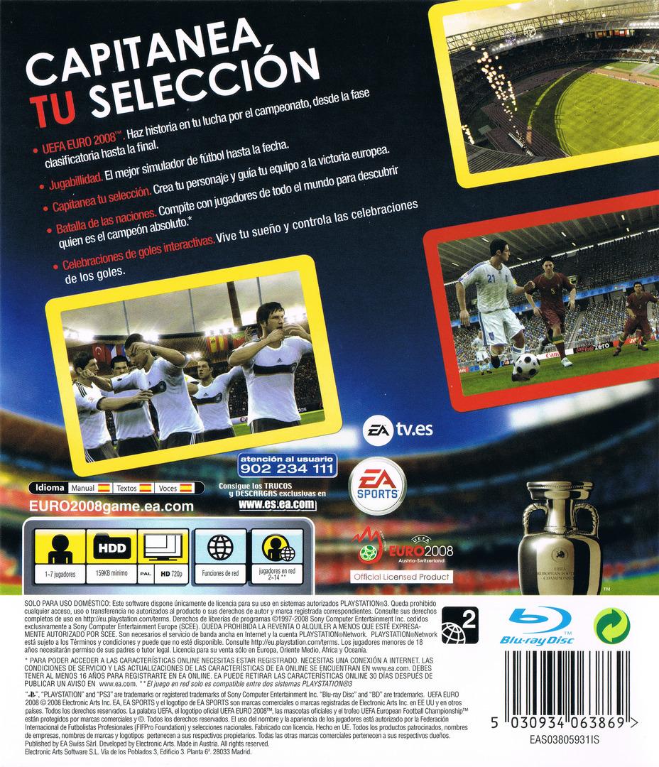 PS3 backHQ (BLES00227)