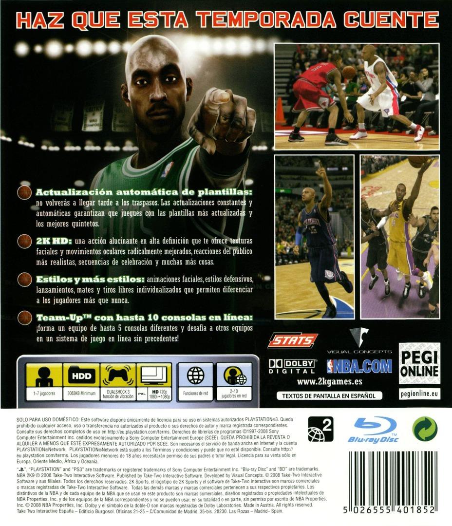 PS3 backHQ (BLES00384)