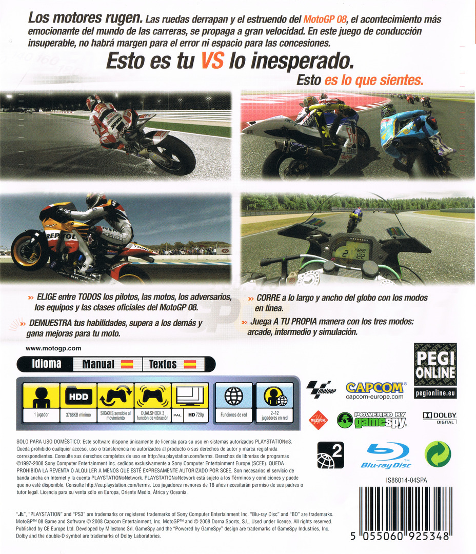 MotoGP 08 PS3 backHQ (BLES00396)