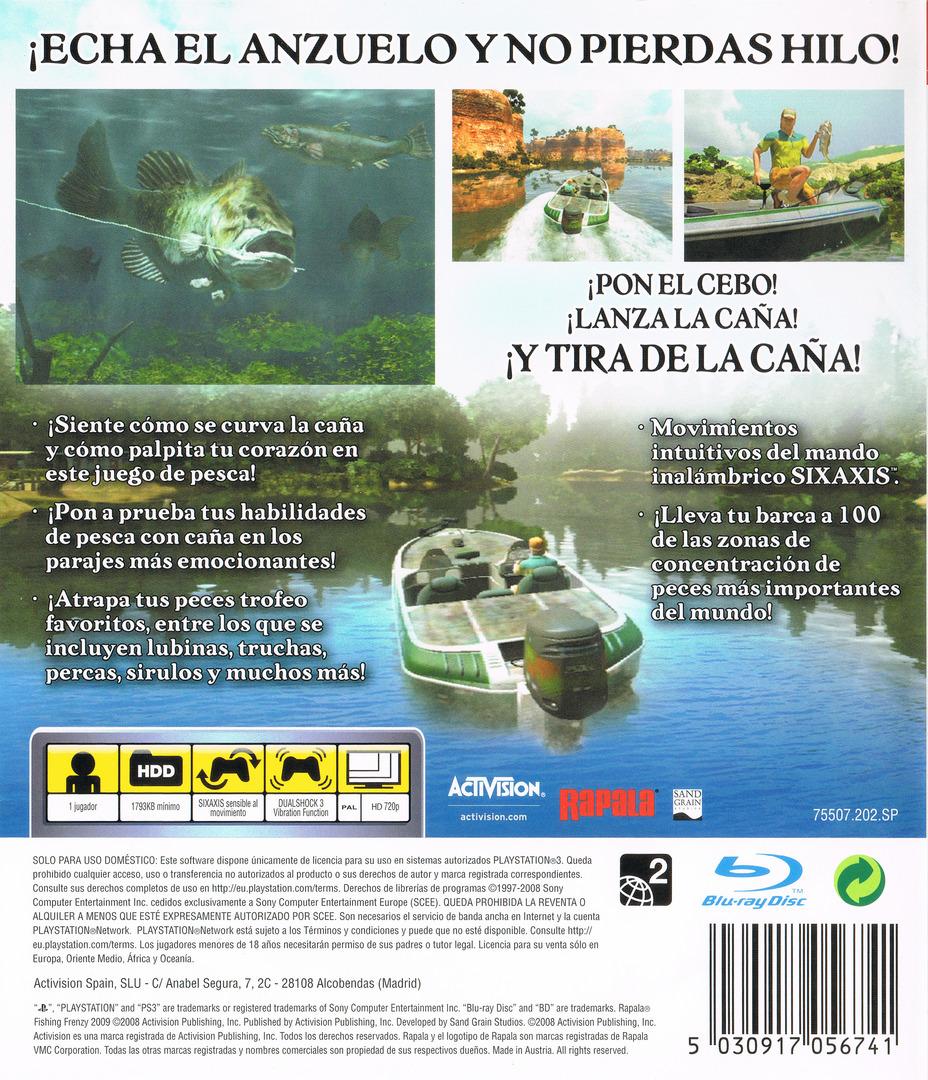 PS3 backHQ (BLES00401)