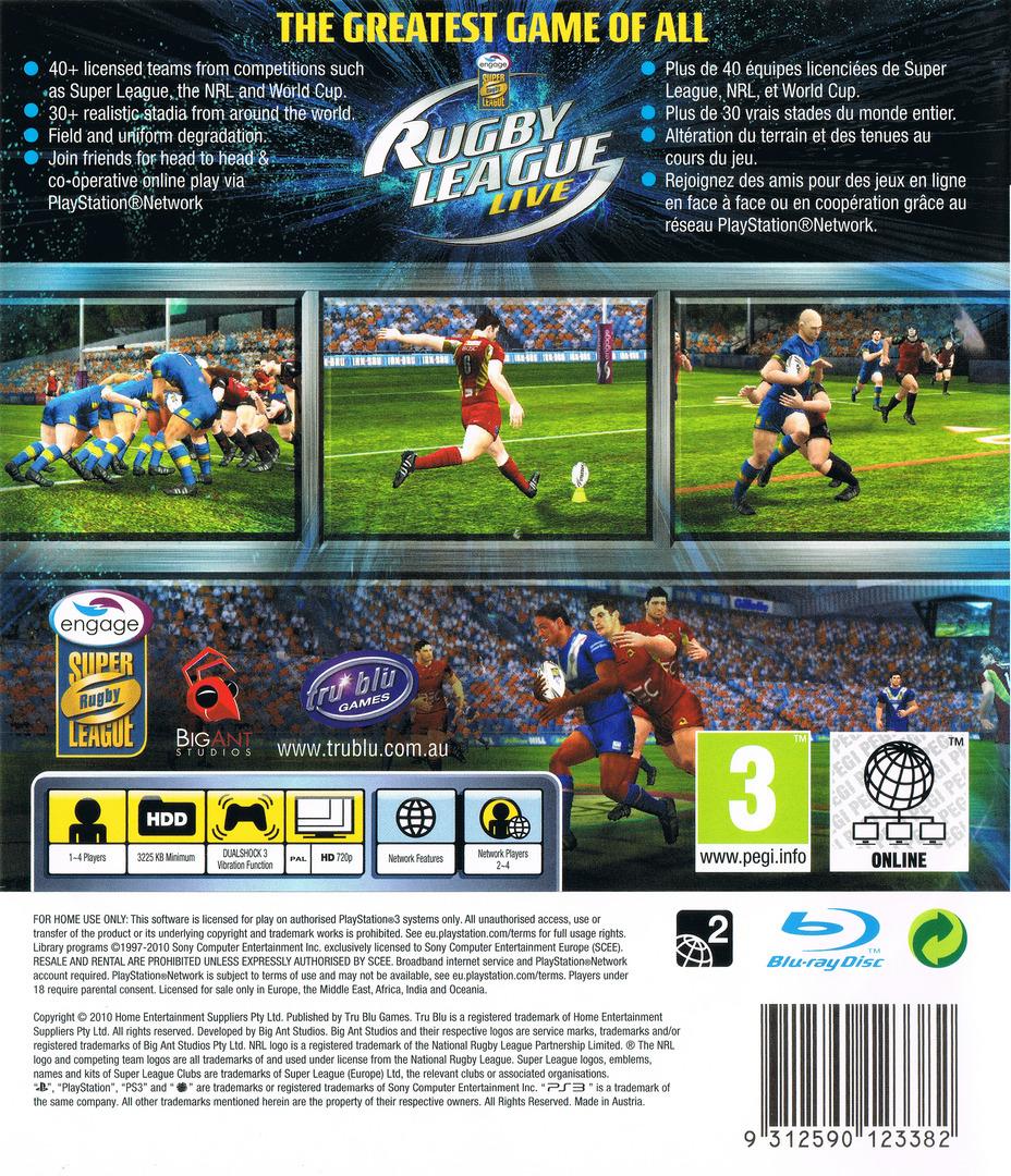 PS3 backHQ (BLES00777)