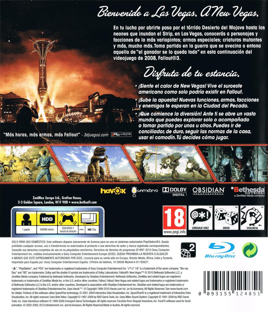 PS3 backHQ (BLES00905)