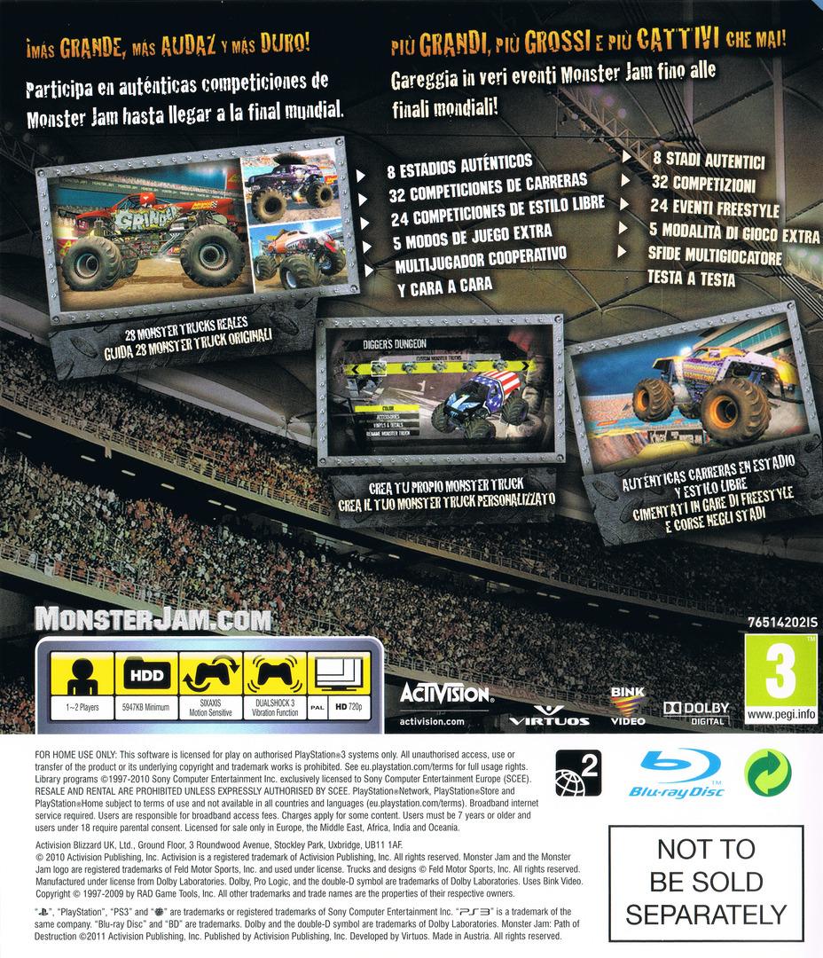 PS3 backHQ (BLES01079)
