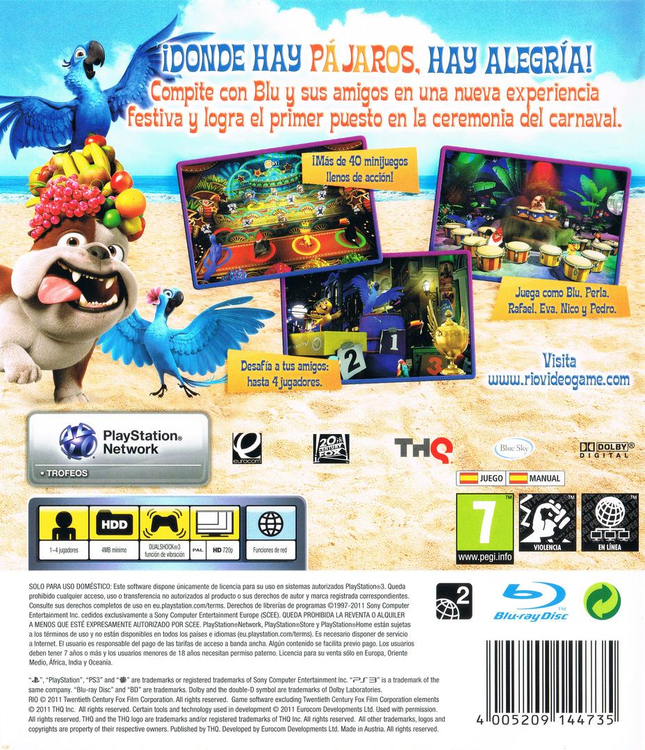 PS3 backHQ (BLES01139)