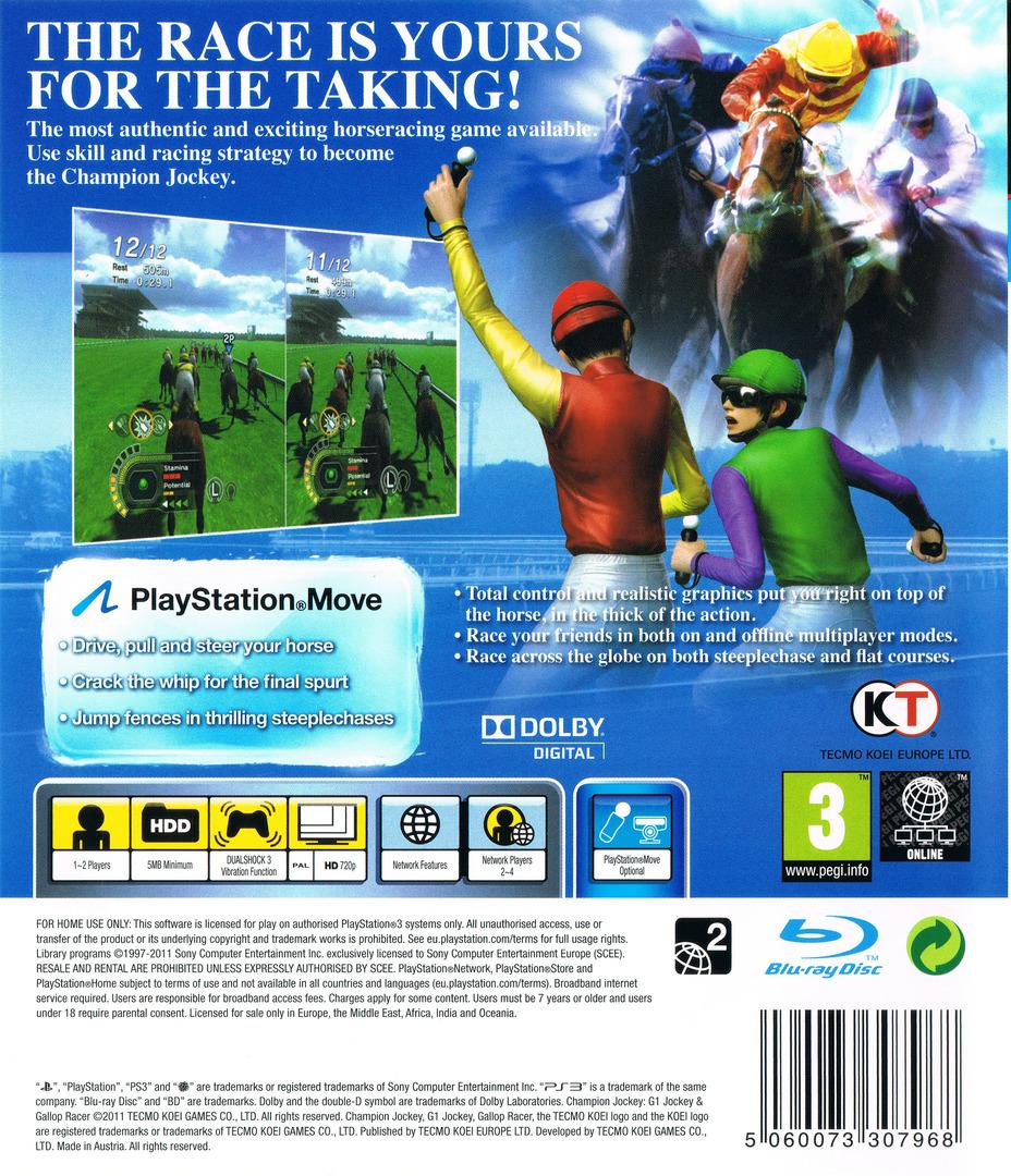 PS3 backHQ (BLES01235)