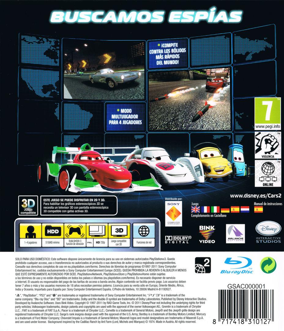 PS3 backHQ (BLES01242)