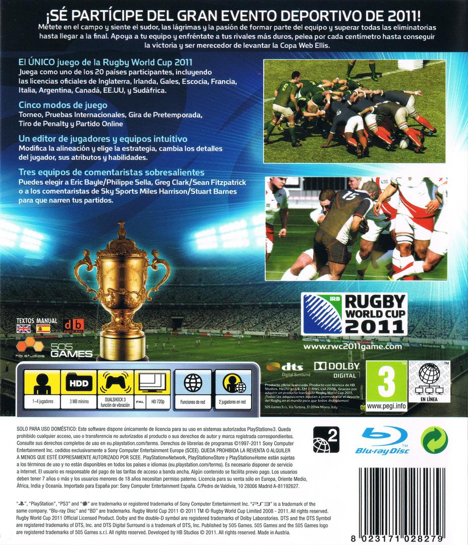 PS3 backHQ (BLES01358)