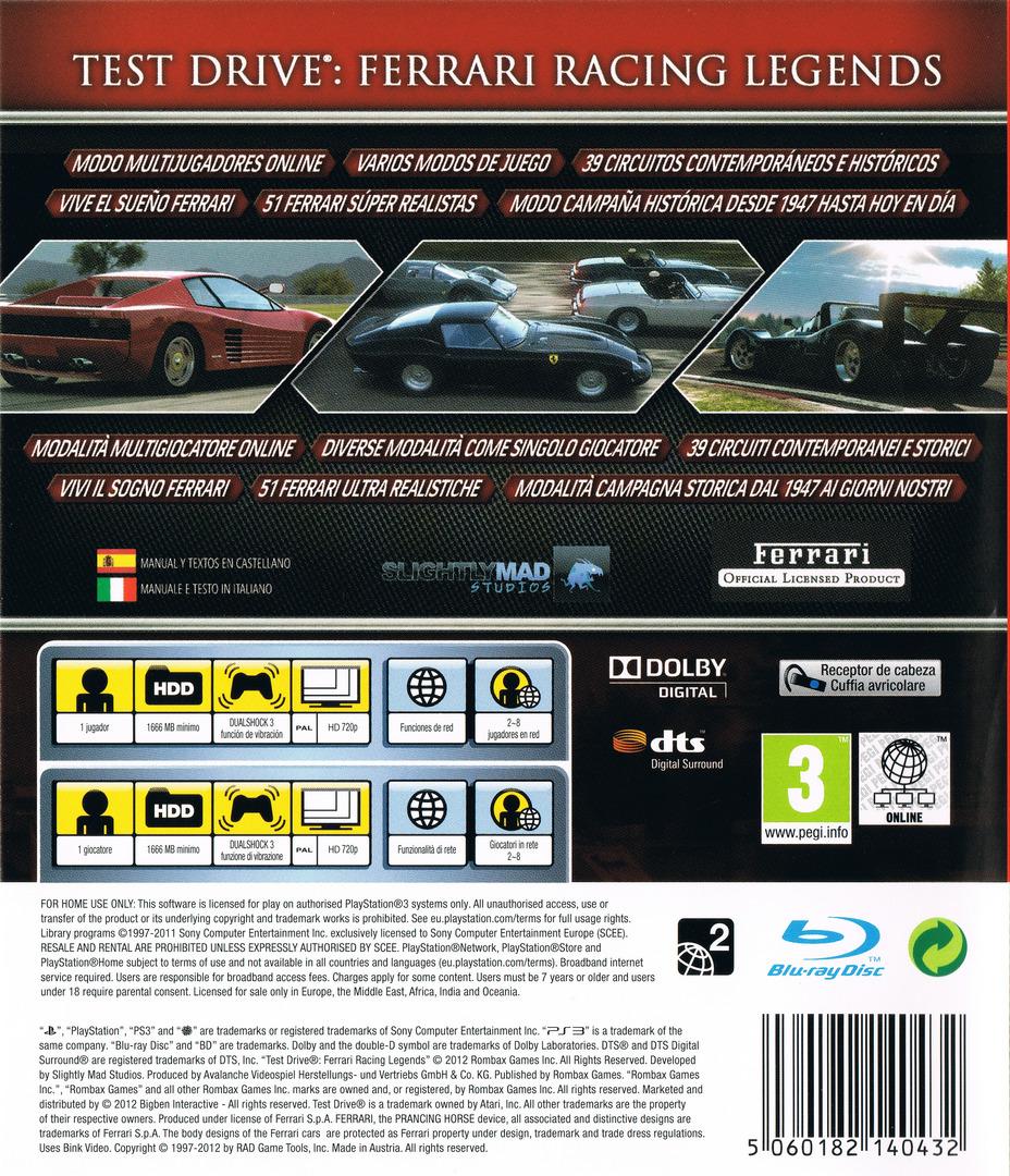 PS3 backHQ (BLES01414)