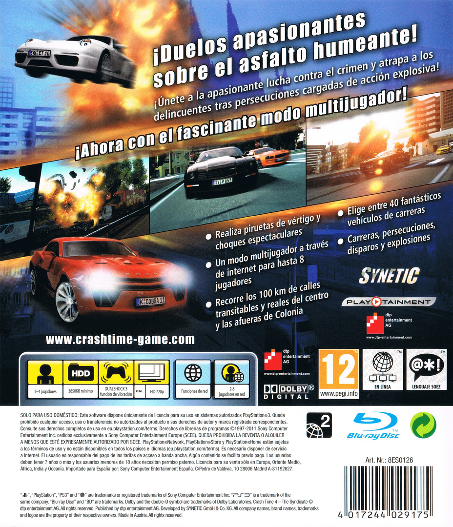 PS3 backHQ (BLES01427)