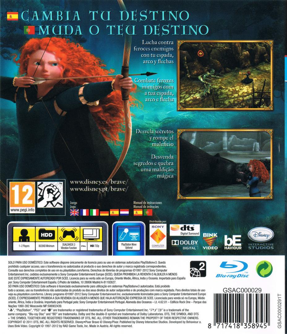 PS3 backHQ (BLES01542)