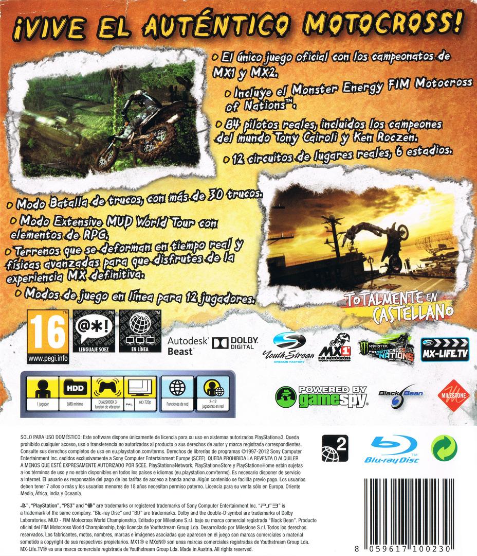 PS3 backHQ (BLES01551)