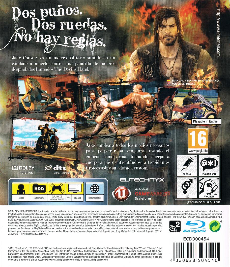 PS3 backHQ (BLES01581)