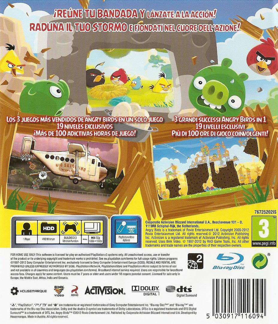 PS3 backHQ (BLES01732)