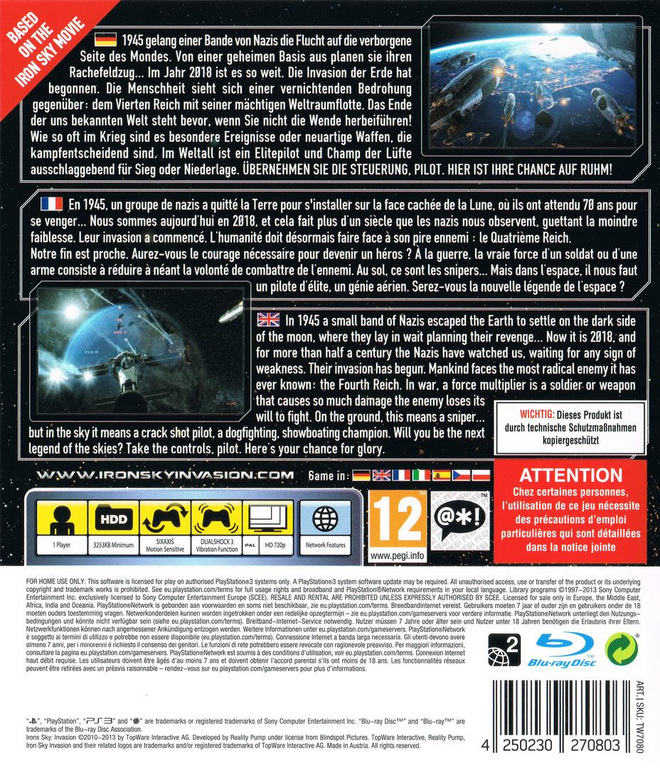 PS3 backHQ (BLES01786)