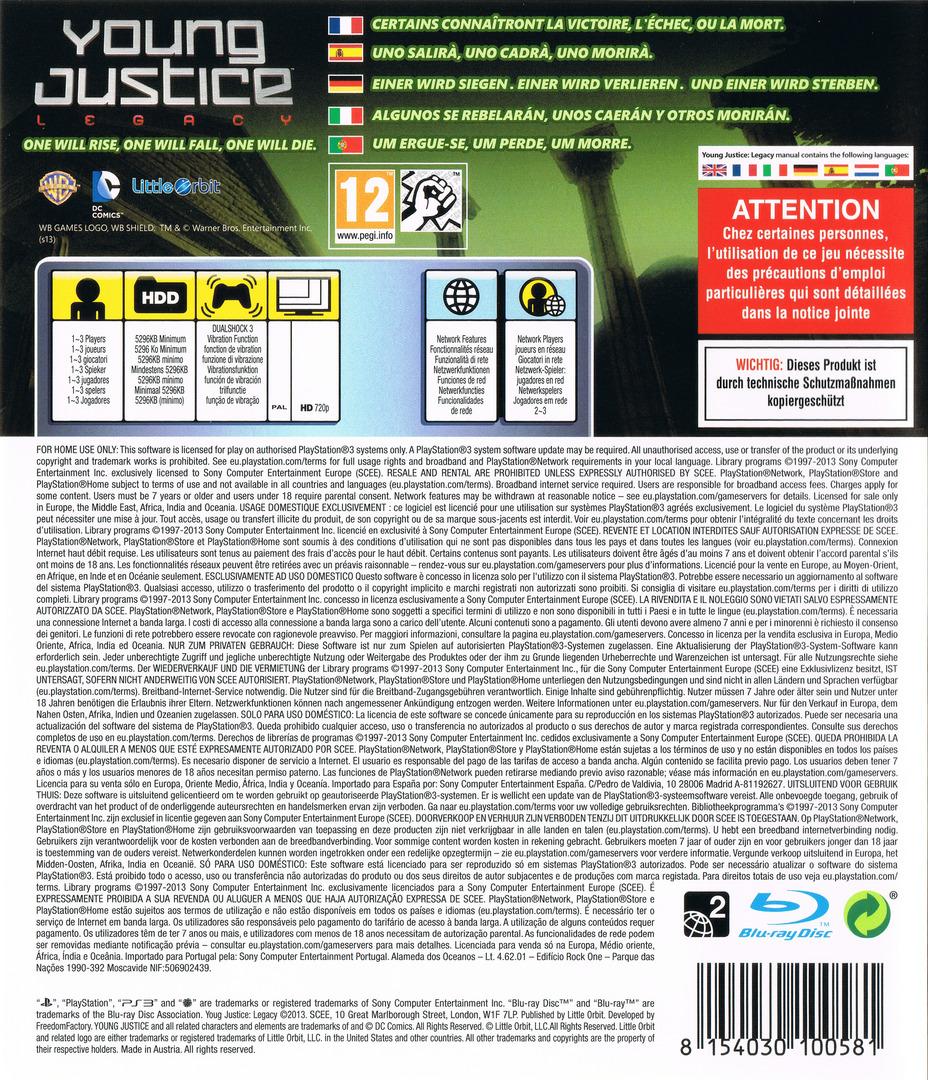 PS3 backHQ (BLES01808)