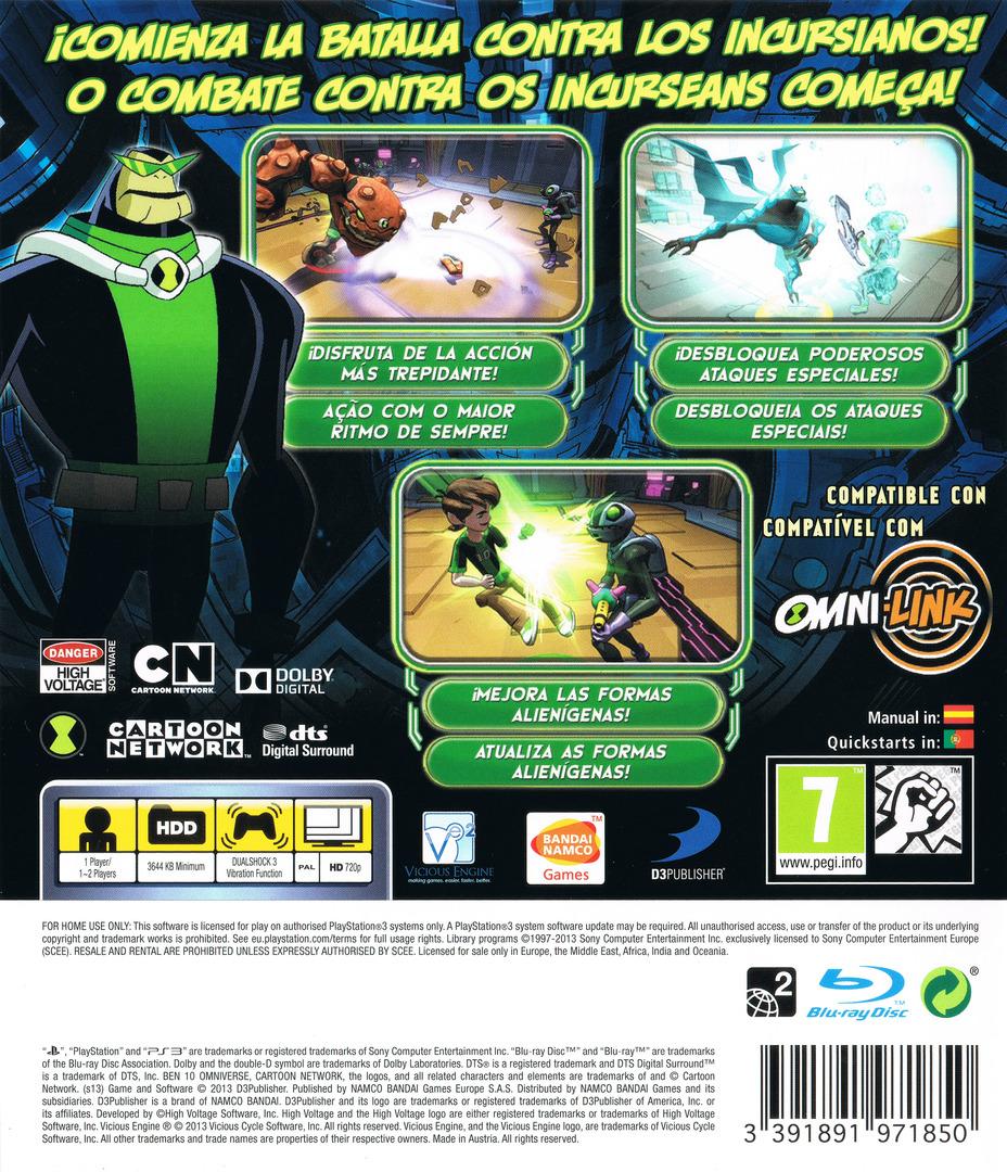 PS3 backHQ (BLES01899)