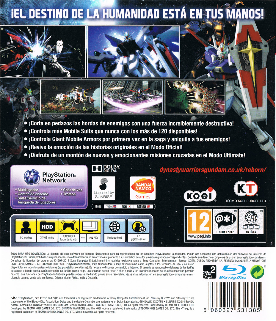 PS3 backHQ (BLES02057)