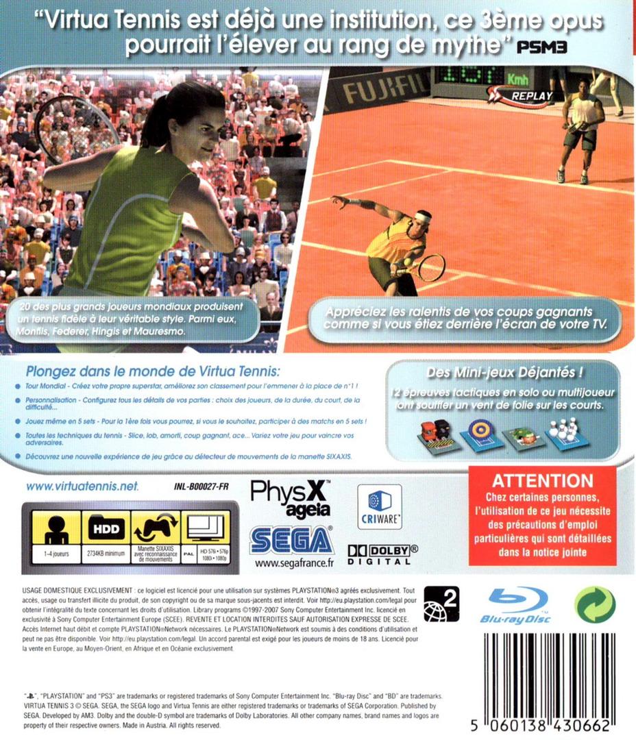 PS3 backHQ (BLES00027)