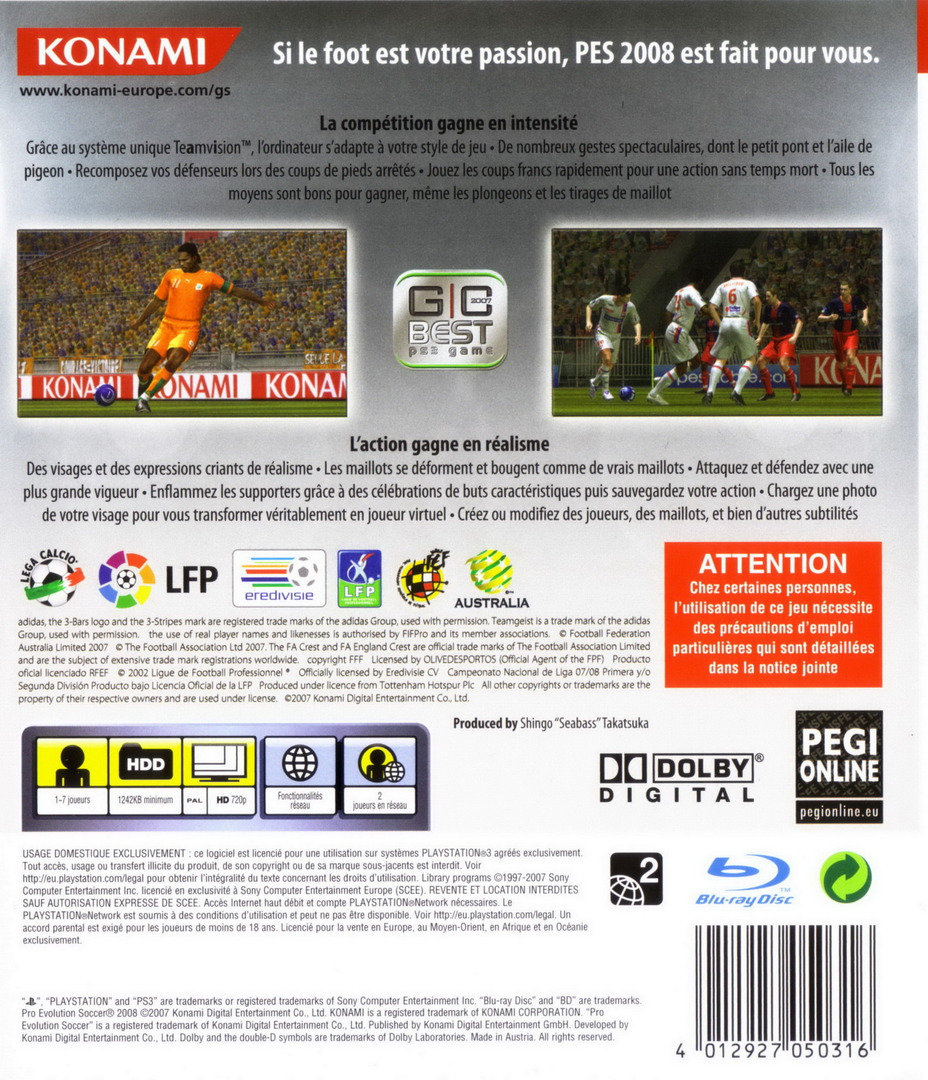PS3 backHQ (BLES00110)