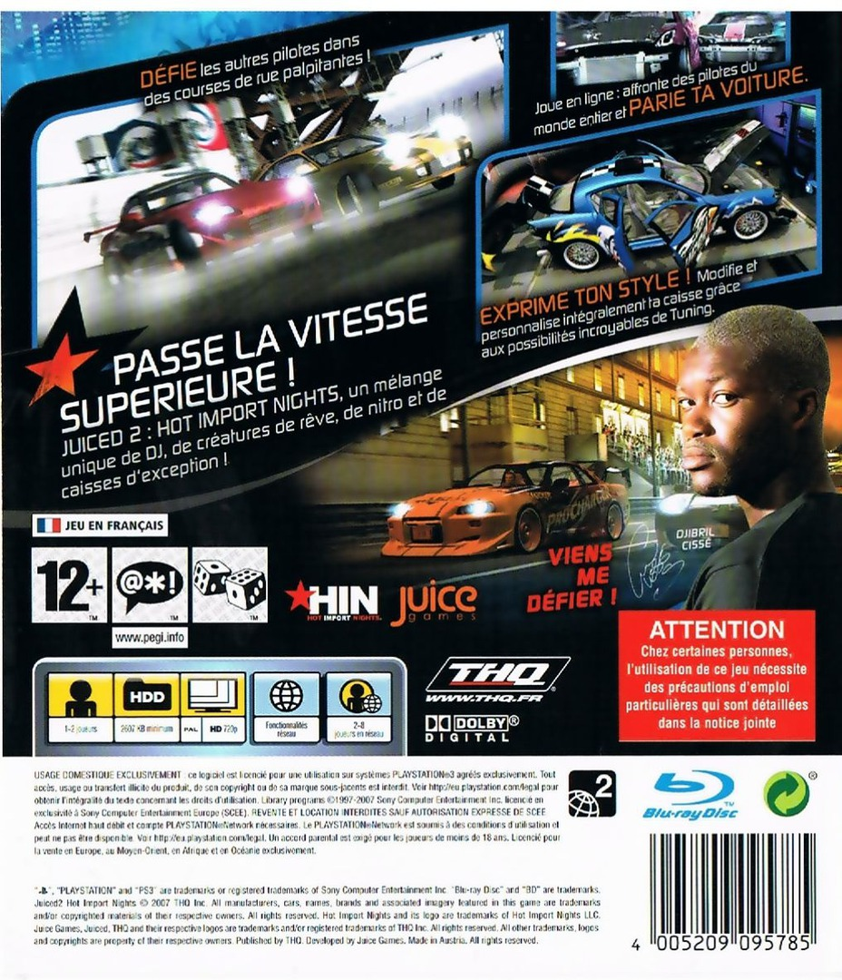 PS3 backHQ (BLES00143)