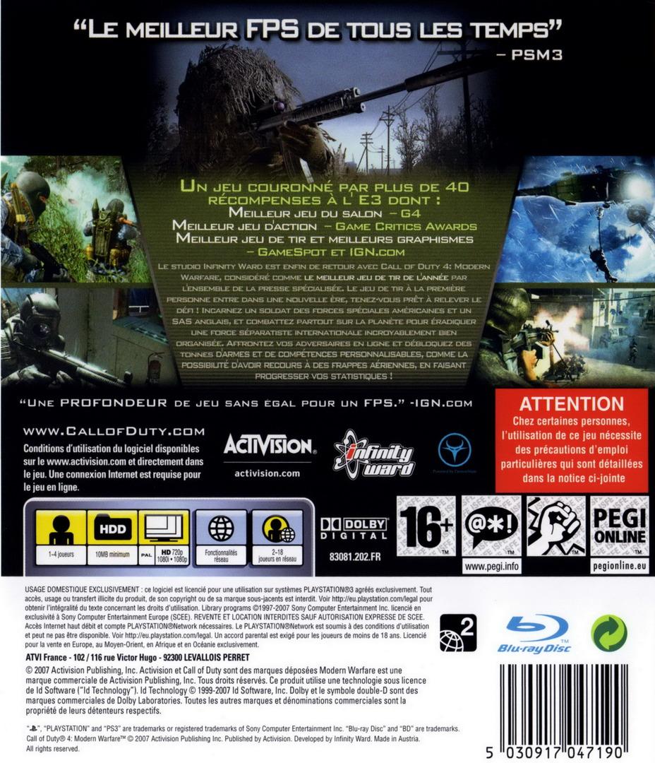 PS3 backHQ (BLES00154)