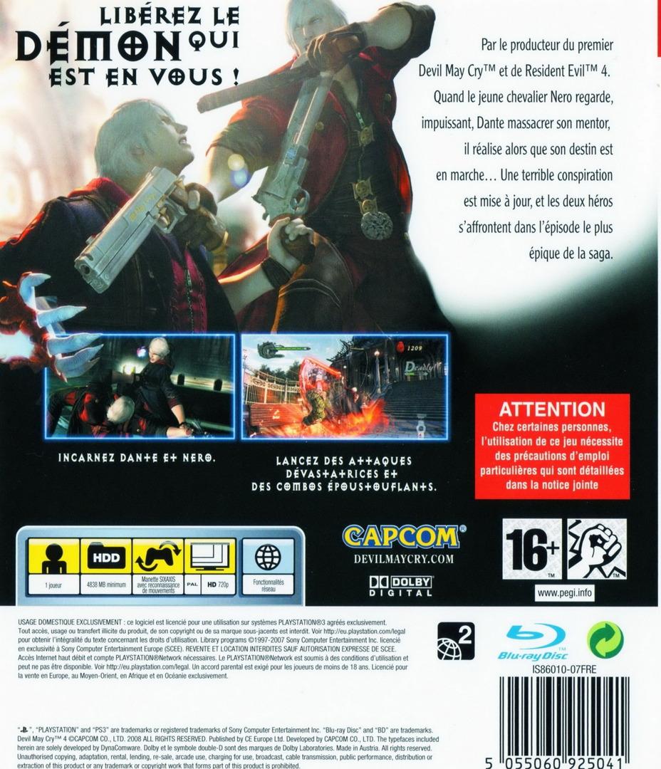 PS3 backHQ (BLES00186)