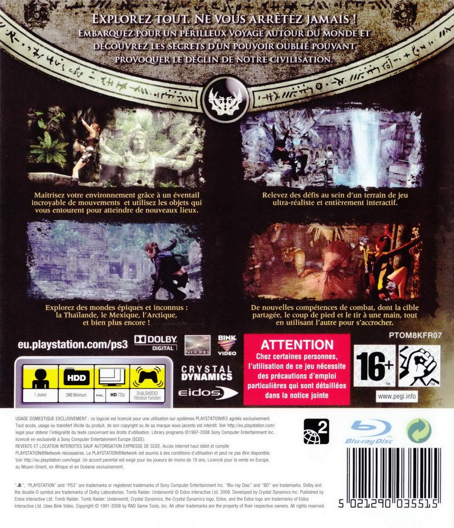 PS3 backHQ (BLES00409)