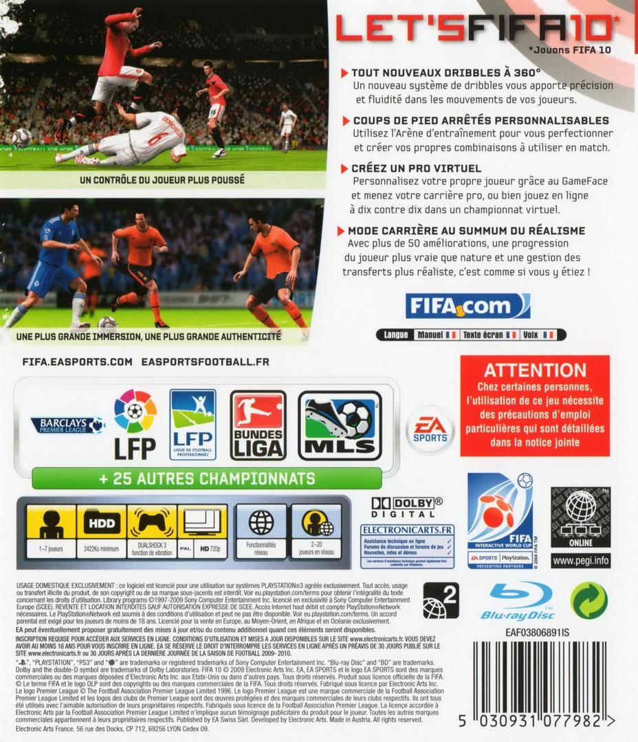 PS3 backHQ (BLES00615)