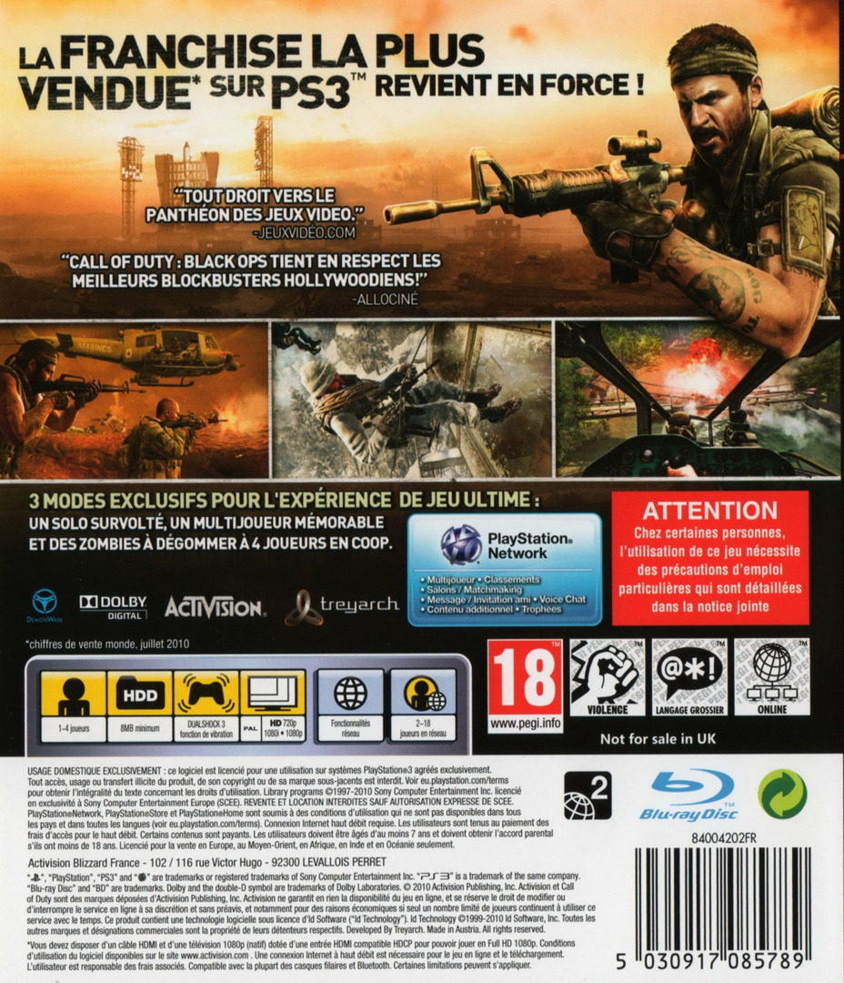 PS3 backHQ (BLES01031)