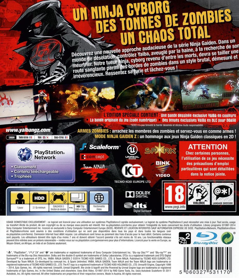 PS3 backHQ (BLES01804)