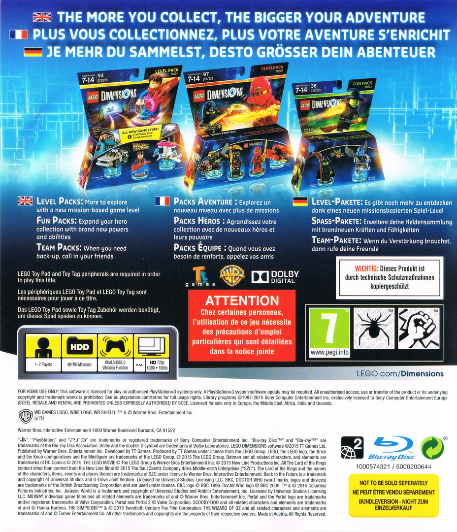 PS3 backHQ (BLES02105)