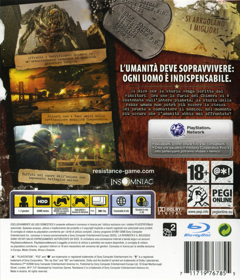 PS3 backHQ (BCES00226)