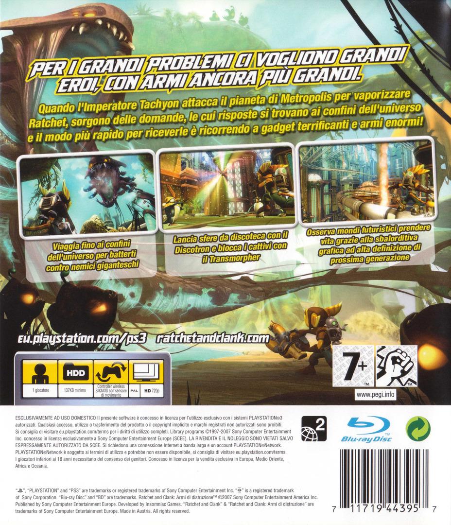 PS3 backHQ (BLES00052)