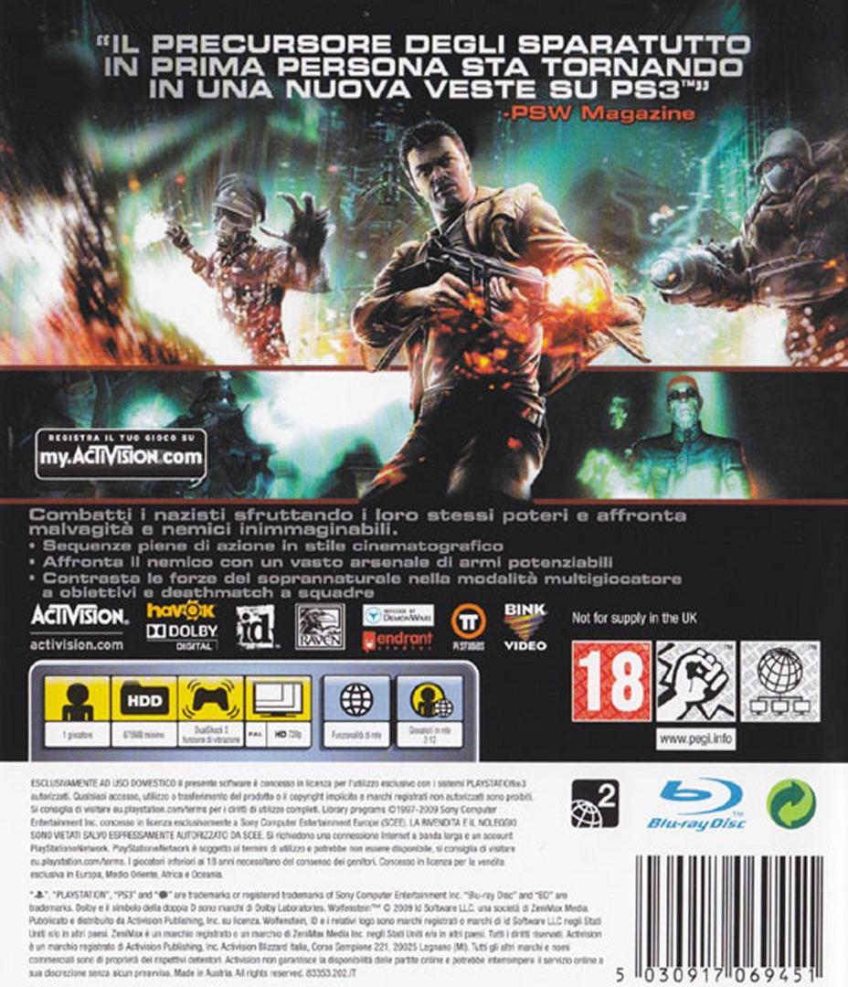 PS3 backHQ (BLES00564)